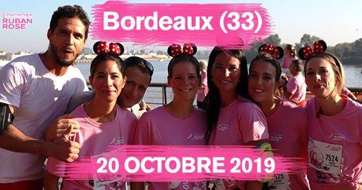 Challenge du Ruban Rose 2019 – Bordeaux