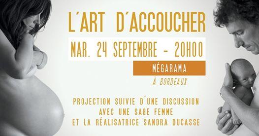 Ciné-débat avec réalisatrice : L'art d'accoucher à Bordeaux