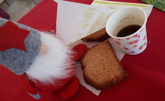 Pain d'épices fait maison par La Bohémienne une tuerie au marché de Noël de Pugn…
