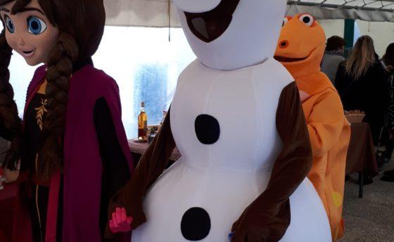 Ils sont à Pugnac au marché de Noël