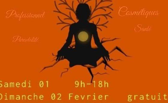 Je serai au Salon Namaste à Saint savin ce week-end pour vous faire découvrir mo…