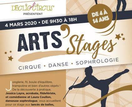 Vous aimez les arts du cirque ? La Compagnie Déclic'Circus s'associe à…