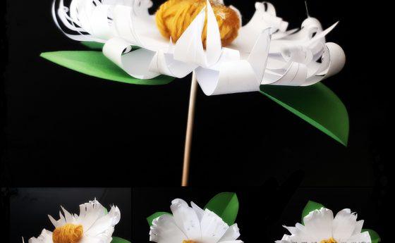 Ma préféré…. Suite idée fête des mamans en cours fleur n°2 réalisé par Corinne…