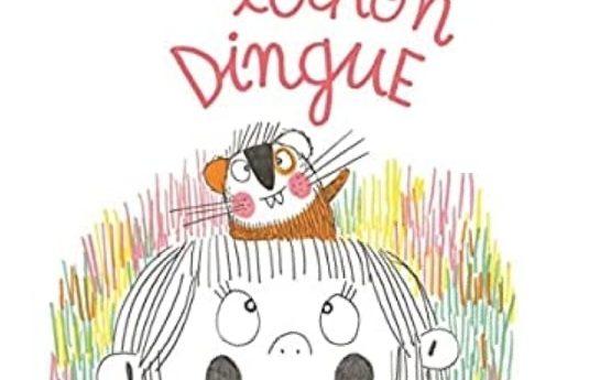 """2 ème livre toujours de Christine Roussey """"Mon cochon dingue"""" à decouvrir une sé…"""
