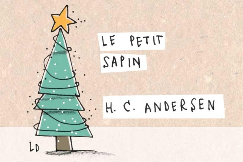 Une jolie histoire de Noël à écouter voici le lien